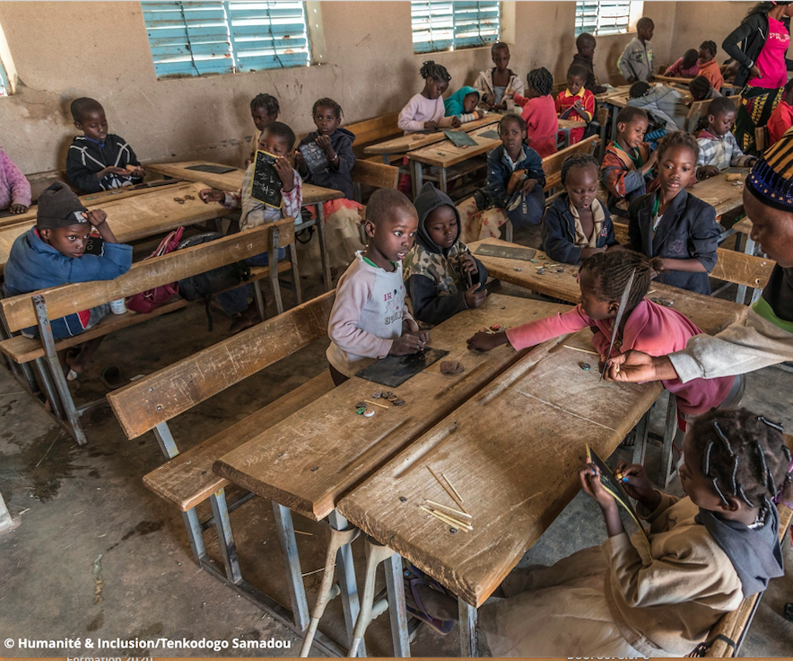 Photo couverture TRIBUNE. Éducation au Sahel : le chemin est encore long